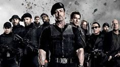 'The Expendables 3′ Ensemble Each Get a Moment to Shine