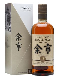 Nikka Yoichi 15 Year Old