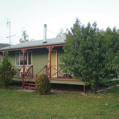 Granite Belt Accommodation | Ballandean Estate Cottage | Stanthorpe Accommodation