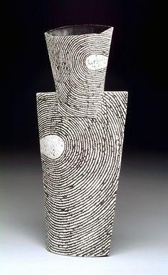 Harris Deller: Mallet Shaped Vase