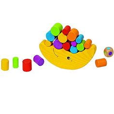 Goki Balancing Moon Baby Toy 20 Piece -- Visit the image link more details. Note:It is affiliate link to Amazon.