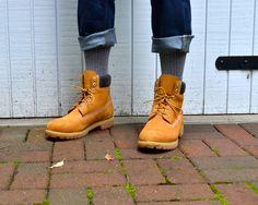 Wigwam work socks + work boots. The perfect combination.