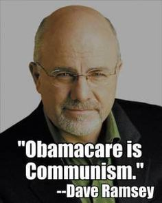 ObamaCareisCommunism.  Why don't people get this?  Nationalized insurance, socialized (or worse) healthcare.
