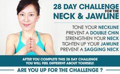 28 Day Challenge | Neck & Jawline