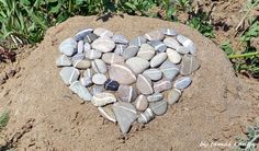 Stone heart from Hungary by tamas kanya