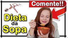 Dieta da Sopa do Hospital do Coração Perca 7 Kilos em 7 Dias - Comentário
