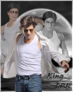 Shahrukh Khan fan art. Embedded image permalink