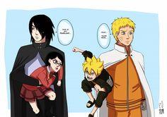 Naruto Shippuden - Familly :3