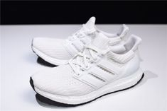 238decd09ba74 Adidas Ultra Boost 4.0 Triple White Footwear White Core Black BB6168 Mens  Womens-5 All