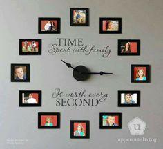 Reloj de fotos