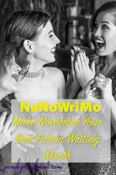 NaNoWriMo is coming in a few short weeks. Here's how to get the most of it this year. NaNoWriMo: Make November Your Best Fiction Writing Month