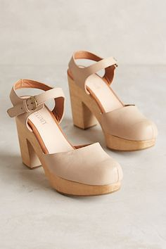Rachel Comey Dekalb Clogs #anthropologie