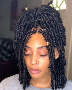 Faux Locs Hairstyles, Protective Hairstyles For Natural Hair, Braided Hairstyles For Black Women, Braids For Black Hair, Kids Braided Hairstyles, African Braids Hairstyles, Natural Hair Styles, Curly Hair Styles, Braids For Black Women