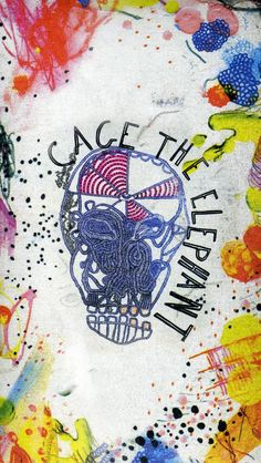 "Cage the Elephant  ""Ain't No Rest For the Wicked"" ""Shake Me Down"" ""Back Against the Wall"""