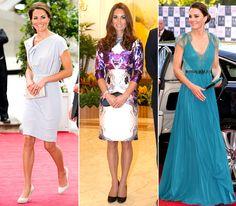12 Best Dressed Stars of 2012: Kate Middleton