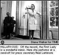AllPolitics - Hillary Rodham Clinton: Turning Fifty - Oct. 20, 1997