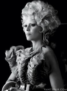 Couture for Hunger Games: Catching Fire // Effie Trinket
