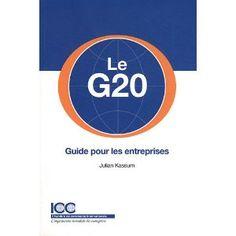 Cet ouvrage explique ce qu'est le G20, ce qu'il fait et comment il fonctionne. Il analyse les progrès du G20 au fil de ses sommets successifs et les principaux défis auxquels le groupe devra répondre.  Cote: 2-106 KAS