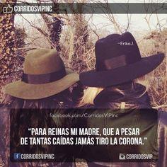 Jamás tiró la corona.!   ____________________ #teamcorridosvip #corridosvip #corridosybanda #corridos #quotes #regionalmexicano #frasesvip #promotion #promo #corridosgram
