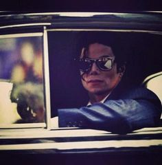 Michael Jackson checking you out
