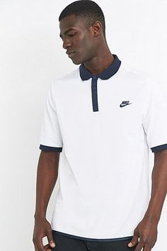 Nike Bonded 2.0 Polo Shirt - Urban Outfitters