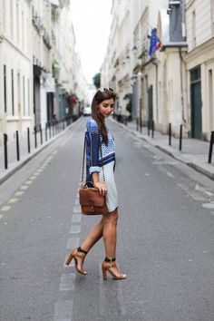 vintage coach purse + zara shoes