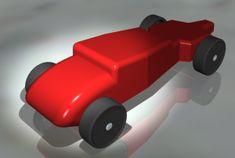 pinewood derby car printable templates