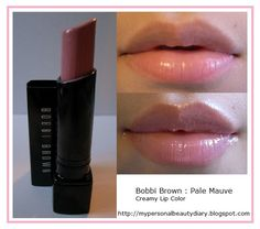 Sneak Peek: Bobbi Brown Luxe Lip Color Photos & Swatches   A month ...