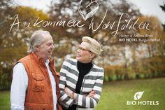 Heiner und Andrea Renn BIO HOTELIERS von Erwachsenenhotel Biohotel Burgunderhof in Hagnau am #Bodensee #Deutschland #biohotel