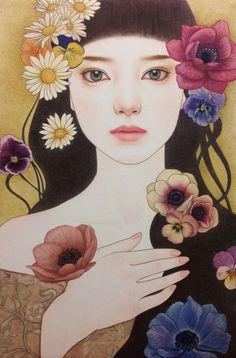 中原亜梨沙(Arisa Nakahara)...   Kai Fine Art