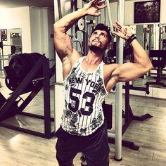 #fitness #gym #bodybuilding #personeltrainer #türkiye