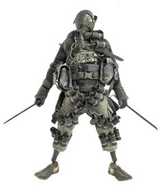 Ashley Wood 3A AP Action Portable TK Tomorrow King Kyuuketsuki Baka 1 12 ThreeA | eBay