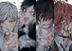 26 New Ideas For Dogs Love Wallpaper Dazai Bungou Stray Dogs, Stray Dogs Anime, Anime Guys, Manga Anime, Anime Art, Manga Art, Bungou Stray Dogs Atsushi, Love Wallpaper, Dog Art