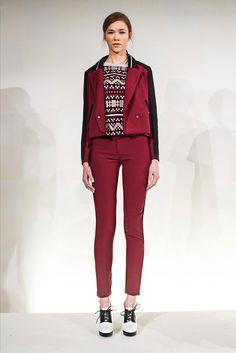 Jonathan Simkhai Fall 2013 Ready-to-Wear Fashion Show Collection