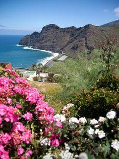 Bel panorama a La #Gomera ~ #Canarie