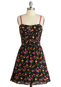 Eee!! I love this dress! Such a simple cute style and the tie back is so great! :-D