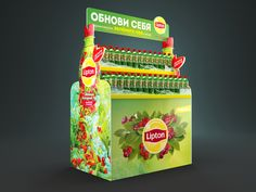 Ознакомьтесь с моим проектом @Behance: «Lipton stend POSm» https://www.behance.net/gallery/49891225/Lipton-stend-POSm