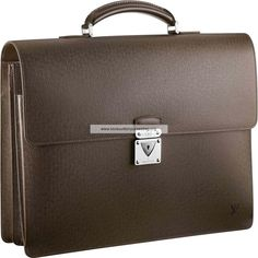 dbcec18d2a58 Louis Vuitton Taiga Leather Robusto 2 Compartments M31048 BLC Louis Vuitton  Mens Bag