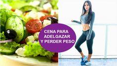 Para adelgazar y conseguir nuestro objetivo de perder peso, la cena debe ser la comida más ligeras del día, y es que, por la noche se...
