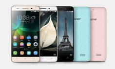 Novedad: El Huawei Honor 4C, la Honor Play Pad y la Honor Play Pad Note ya son oficiales