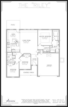 Tulsa Home Builders Floor Plans Gurus Floor