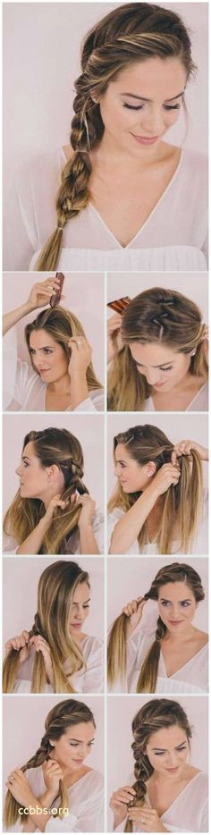 Prepárate para el regreso a clases con estos diy de peinados para la escuela.   peinados para la escuela paso a paso   peinado para la universidad   #peinados   #backtoschool