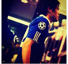 wishing your luck, atsuto uchida
