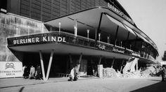 BERLIN 50er Jahre, Bahnhof Zoo
