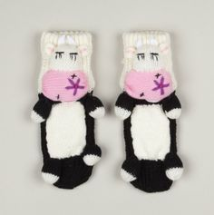 Beth-cow socks for dancing at your reception