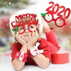 2020 New Year Glasses Gifts Merry Christmas Eve Decorations Party For Home Ornaments Decor Xmas Tree Santa Claus Deer Snowman Merry Christmas Eve, Christmas Fun, Christmas Glasses, Crop Top Sweater, Photo Booth Props, Xmas Tree, Christmas Sweaters, Snowman, Santa
