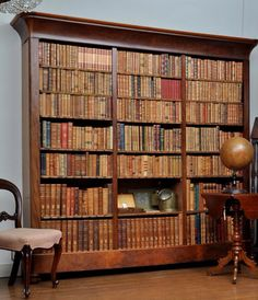 Why is that lower shelf not filled with books?