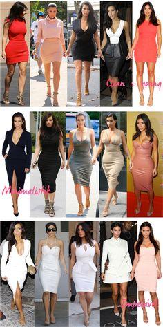 60 melhores looks da Kim Kardashian em 2014 - Fashionismo