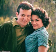 Top-charting vocalist Connie Francis has shared exclusively with DailyMail.com the heart-wrenching love letters she exchanged with Bobby Darin in the 1950s.