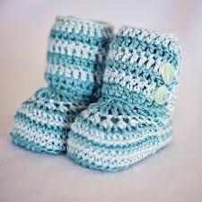 Turquoise booties